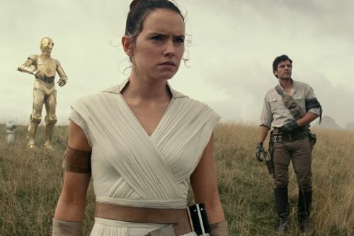 J.J. Abrams Teases More of Rey's Origins in 'Star Wars: The Rise of Skywalker'