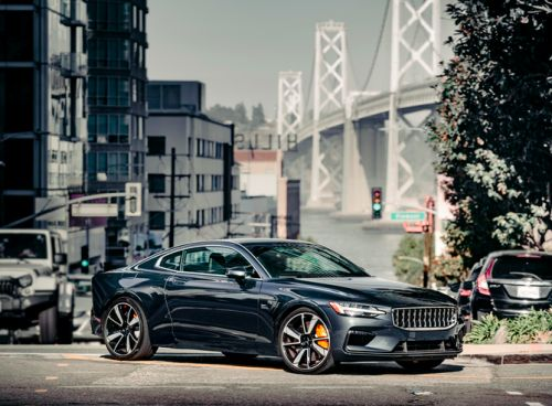 The Best Grand Tourers of 2020: Polestar 1