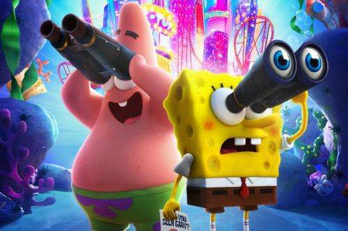 Upcoming 'SpongeBob SquarePants' 3D Movie Gets a Title and Poster