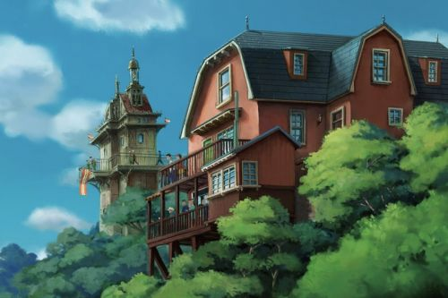 A First Look at Plans for Studio Ghibli's Theme Park