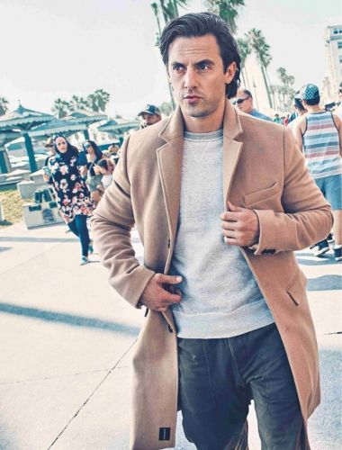 Milo Ventimiglia Covers Men's Journal, Talks 'Second Act'