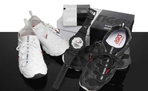 Casio partners up with Asics to launch limited-edition watch
