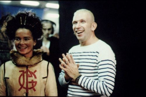 Remember that time Björk walked for Jean Paul Gaultier?