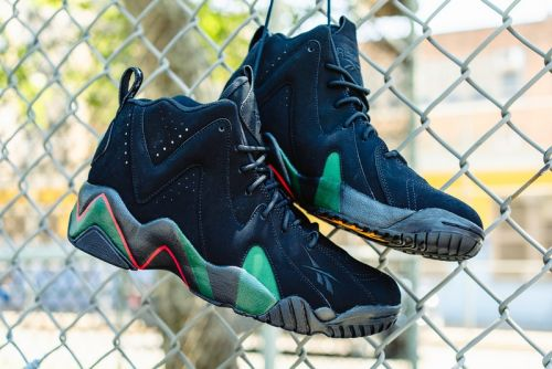 "DTLR x Reebok Kamikaze II ""Glory Years"" Pays Homage to 1995, Shawn Kemp and the Seattle SuperSonics"