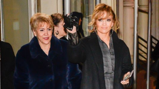 No Wonder She Doesn't Age! Jennifer Lopez Steps Out In NYC With Her Equally Stunning Mom