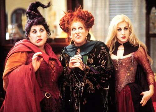 Hocus Pocus stars reunite, casting a spell to boost voter turnout