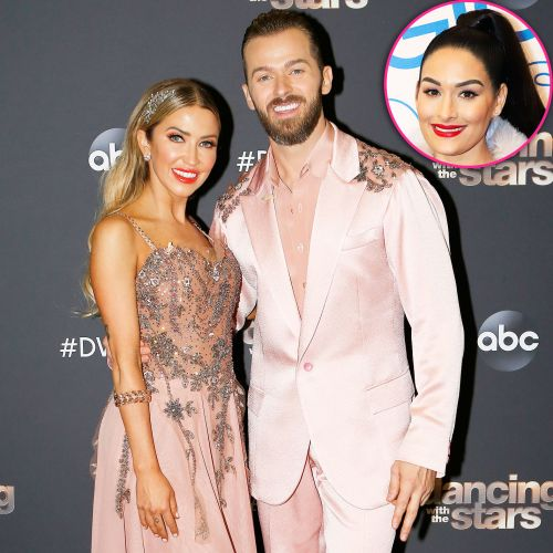 Nikki Bella Isn't 'Jealous' of Artem Chigvintsev's 'DWTS' Partner Kaitlyn Bristowe: 'They Are Amazing'