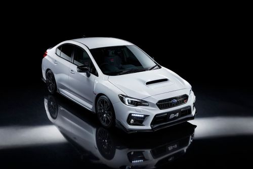 "Subaru Japan Unveils ""Sharp"" New Limited Edition WRX S4 STI Sport"