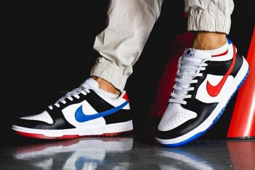 """Nike Dunk Low """"South Korea"""" Is Inspired by the South Korean Flag"""