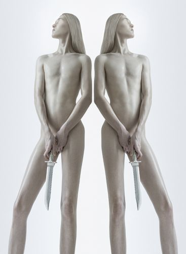 Art and Transhumanism: Humanity as a Project in the work of Joanna Grochowska