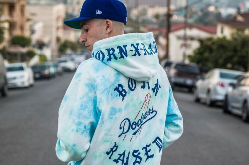 New Era and BornxRaised Celebrate Los Angeles Dodgers With Collaborative Capsule