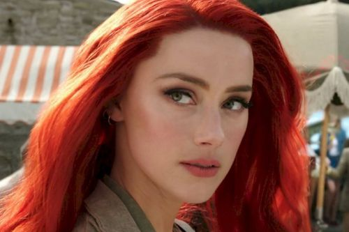 Depp fans crow over rumors Amber Heard fired from 'Aquaman 2' over weight gain