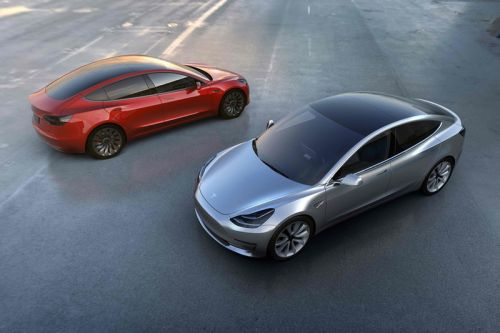 Elon Musk to Open Orders for Dual-Motor Model 3 Next Week