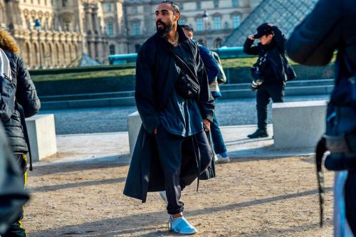 Jerry Lorenzo Spotted Wearing Rumored Nike Air Fear of God Moccasin