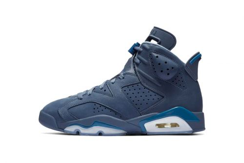 "Air Jordan 6 ""Diffused Blue"" Hits Retailers This Weekend"
