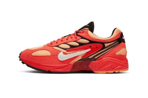 """Nike's Air Ghost Racer """"Bright Crimson/Black"""" Is an Ode to the New York City Marathon"""