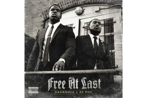 Casanova and 30 Roc Team up on 'Free at Last' EP