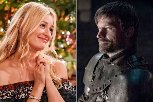 Beth Behrs fangirled when she met 'Thrones' star Nikolaj Coster-Waldau
