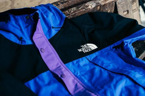 The North Face Japan Upcycles Worn-Out Gear With Repair Shop Program