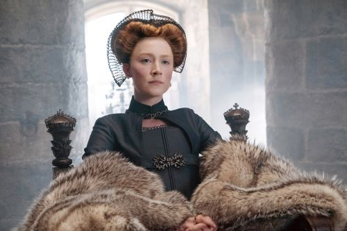 Saoirse Ronan's 'Mary Queen of Scots' has been declawed