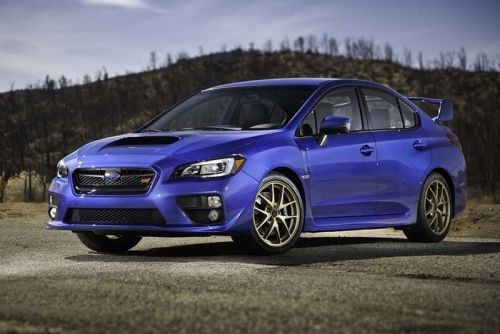 Every Subaru Line to Receive a Limited-Edition 50th-Anniversary Model