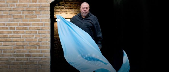 Ai Weiwei has designed a new flag for human rights