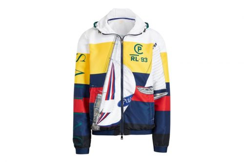 Polo by Ralph Lauren's Limited Edition CP-93 Collection Is Inspired by the America's Cup