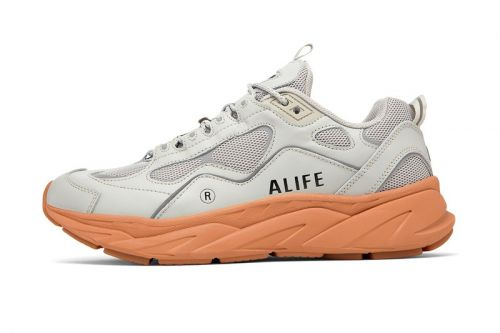 Alife Gives FILA's Trigate Sneaker the All-Gray Treatment