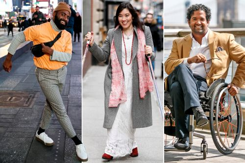 Disabilities won't stop these New Yorkers from looking fabulous