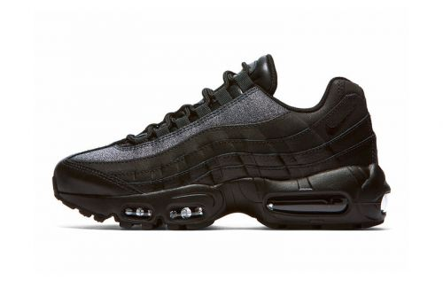 Nike Adds Shimmer to the Air Max 95 and Air Max 1