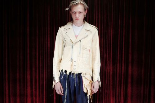"""HOMME BOY Destroys to Create Its Spring/Summer 2018 """"LE2.23"""" Collection"""