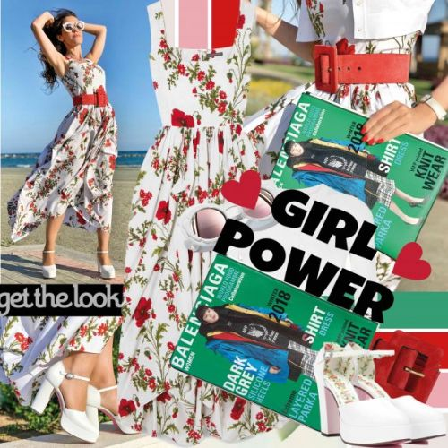 My Look: Girl Power