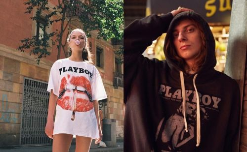 The Kooples launches collaboration with Playboy