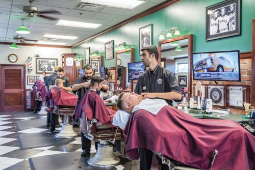 Authenticity and Consistency Reign Supreme at V's Barbershop