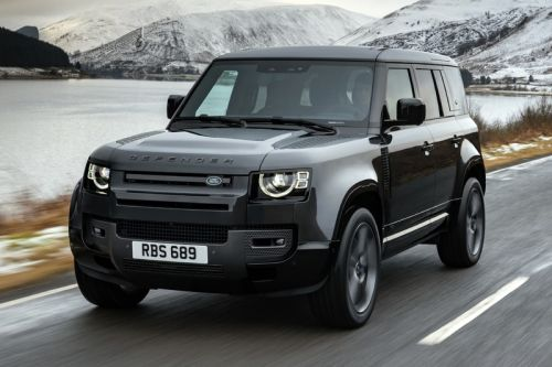 Land Rover Unveils Its Fastest and Most Powerful Defender Ever Made