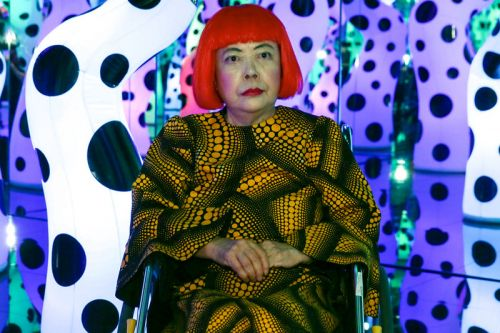 Yayoi Kusama's 'Infinity Mirror Room' Installation Becomes Part of ICA Boston's Collection