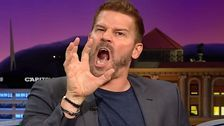 David Boreanaz Confirms Weirdness Of Hollywood Parties With Mick Jagger Story