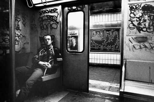 Major Keith Haring Retrospective Opening in the UK