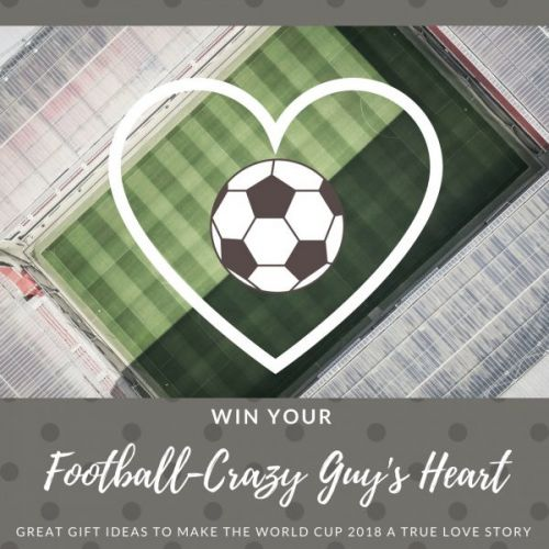 Win Your Football-Crazy Guy's Heart