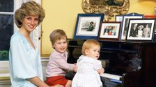 People Love This Sweet Video Of Prince William Helping Princess Diana With Her Makeup
