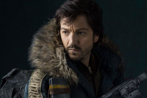 Disney Announces Live-Action 'Star Wars' Series Starring Diego Luna as Cassian Andor
