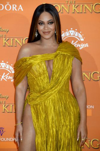 Beyonce Gives Fans Glimpses of Twins Rumi and Sir in New Visual Album 'Black Is King'