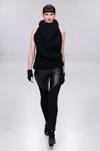 Johan Ku AW20 London Fashion Week