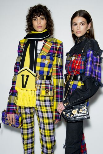 Versace: Ready-to-Wear AW18