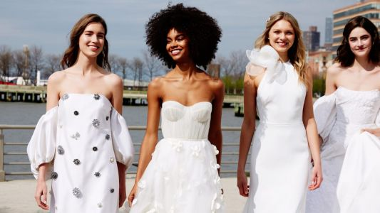 The 11 Best Wedding Looks From the Spring 2020 Bridal Collections