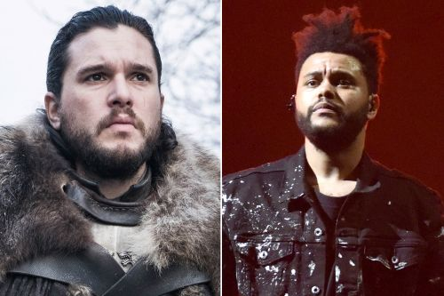 'Game of Thrones' album: The Weeknd channels Jon Snow