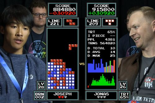 This 16-Year Old Has Become the 'Tetris' World Champion