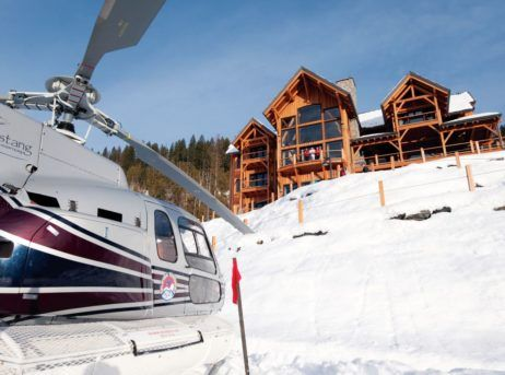 The World's Most Breathtaking Ski Suites