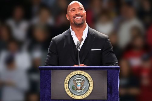 'The Rock' for President Supported by 46 Percent of U.S. Adults