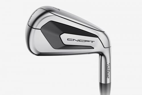 Titleist Releases Futuristic CNCPT CP-04 Golf Irons